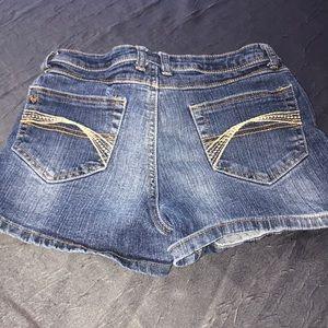 Justice Bottoms - Justice Girls Denim Shorts